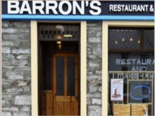 BARRON'S BED & BREAKFAST - Room 1 - Moville vacation rentals