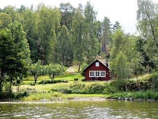 Lakefront beach property near royal Drottningholm - Stockholm vacation rentals