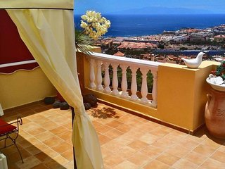 Ocean view apartament in Costa Adeje - Costa Adeje vacation rentals