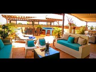 Tropical ambiance luxury Penthouse & jacuzzi - Santo Domingo vacation rentals