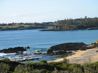 BERMAGUI BEACH HOUSE -  EXQUISITE - BEACH FRONT &  DOG FRIENDLY - Bermagui vacation rentals