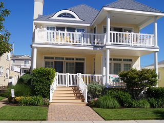 Beauty and the Beach - Ocean City vacation rentals