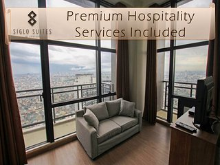 SIGLO SUITES in Gramercy 1BR - 6511 - Makati vacation rentals
