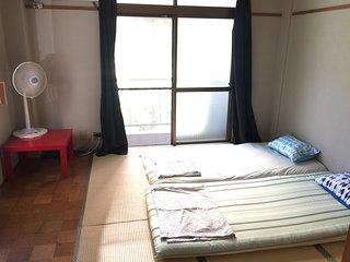 Tatami Apartment in CENTRAL TOKYO, SHINJUKU - Shinjuku vacation rentals