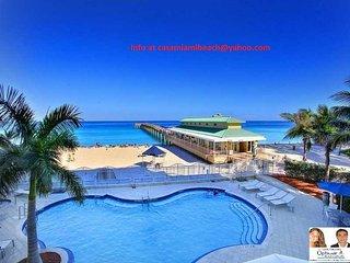La Perla  2 / 2 Luxury Unit Ocean Front - - Sunny Isles Beach vacation rentals