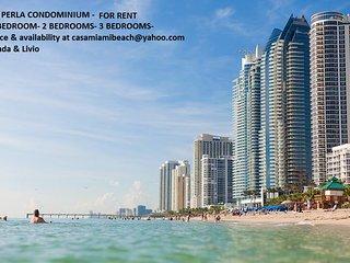 LA PERLA CONDOMINIUM UNIT 2807 - Sunny Isles Beach vacation rentals