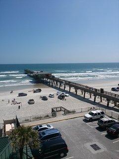 Wendy's Ocean View 1 Bedroom on the Beach! - Daytona Beach vacation rentals