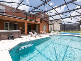 7 Bedroom, 4 King Beds, Hot Tub, Large Pool - Kissimmee vacation rentals
