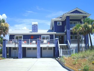 SUNsational-----Amazing Beach Home - 5 BR/ 4 Bath - Pensacola Beach vacation rentals