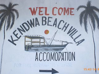 Spacious Villa with A/C and Wireless Internet - Kendwa vacation rentals