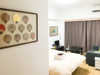 3min from KYOTO Station Tourism base 1 - Kyoto vacation rentals