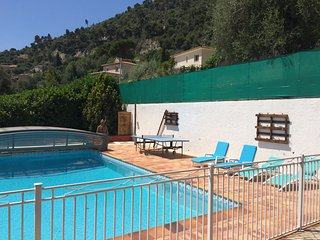 Appartement 3 pieces en rez de jardin dans villa - Falicon vacation rentals