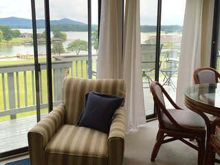 BEST VIEWS AT BERNARD'S LANDING RESORT*LOTS OF EXTRAS & AMENITIES*GREAT RATES - Moneta vacation rentals