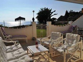 Stunning beachfront apartment in royal beach - Sitio de Calahonda vacation rentals