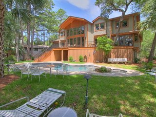 Oceanfront on HHI's Best Beach New 5 Bedroom Home - Hilton Head vacation rentals