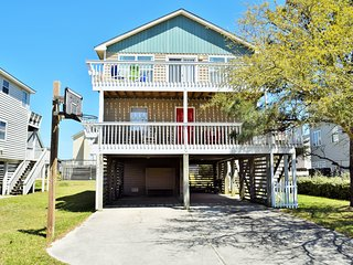 Updated 4BR with 4 Decks!- Between the Highways - Kill Devil Hills vacation rentals