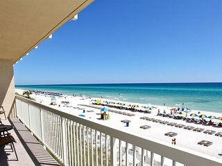 Last Minute 50% off today 4/25-28 Wyndham RESORT sleeps 8 ocean front - Panama City Beach vacation rentals