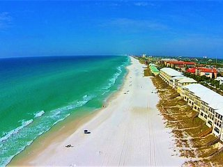 Frangista Pearl: 5 Bdrm, Beach Front, Private Pool - Miramar Beach vacation rentals