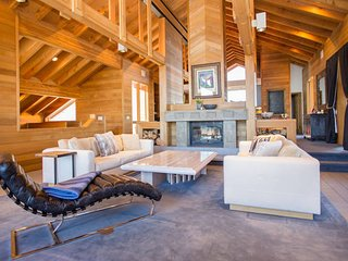 Architectural Gem with amazing ski run views! - Park City vacation rentals