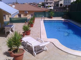 Andalusian House with  bbq and swimming pool - El Vendrell vacation rentals