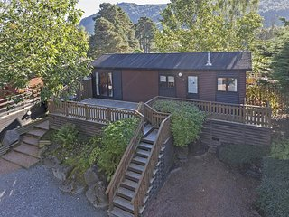 Luxury Riverside Lodge-Blair Atholl-Pitlochry-Scotland - Blair Atholl vacation rentals
