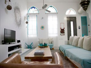 Loftstyle Designer house  with rooftop terrace - Tel Aviv vacation rentals