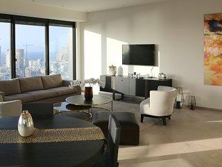 3 BR Luxury Condo on the Bay - Tel Aviv vacation rentals