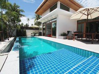 Niwana Breeze Villa 3 Bedroom Private Pool - Baan Tai vacation rentals