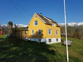 Villa between fjord and mountains - Sandane vacation rentals