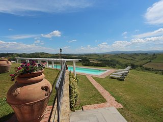 Villa in Chianti with heated swimming pool and A/C - Certaldo vacation rentals
