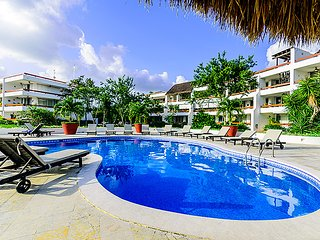 Residencias Reef Condos- Unit 7180 (1BR unit) - Cozumel vacation rentals