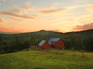 North Carolina Mountain Log Cabin in Blue Ridge - Dobson vacation rentals
