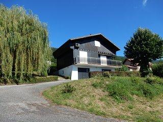chalet , belle vue  calme, lac du bourget en 10min - Ruffieux vacation rentals