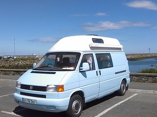 Comfortable VW Camper Van by the Harbour - Howth vacation rentals