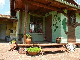 "Mountain view Villa ""The Green Woodpecker"" - Relaxation & Activities - Belchin vacation rentals"