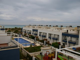 House 130m2 with swimming-pool and by the see - Playa de Almarda vacation rentals