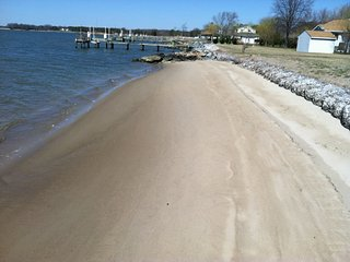 Private Beach, Waterfront Room Rentals 3 - Trappe vacation rentals