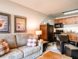Cozy Park City Condo rental with Deck - Park City vacation rentals