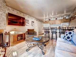 Comfortable Park City Apartment rental with Deck - Park City vacation rentals