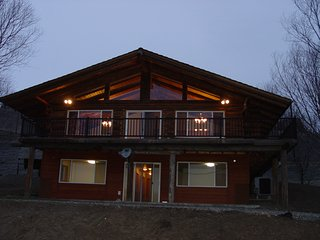 Bed, Barn, Breakfast Log Home 50 acres rural Idaho - White Bird vacation rentals