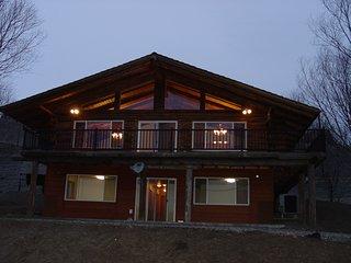 Bed, Barn, Breakfast Log Home 50 acres rural Idaho - White Bird vacation rentals