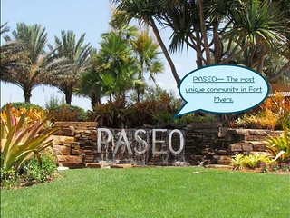 PASEO- Leading the quality life. - Fort Myers vacation rentals