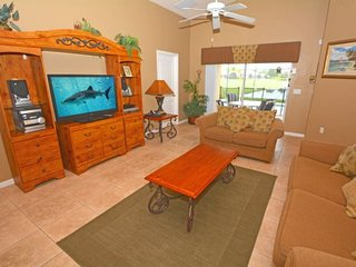 Beautiful 5 Bedroom 3 Bath Pool Home with Lake View. 17625WW - Orlando vacation rentals