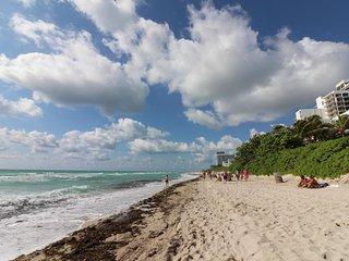 Colorful condo near beach w/ shared pool, fitness center, Turkish/Russian baths - Miami Beach vacation rentals