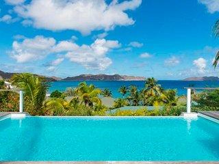 Bright 2 bedroom Pointe Milou Villa with Internet Access - Pointe Milou vacation rentals