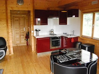 The Cabin, Les Basses Beaulinges - Ducey vacation rentals
