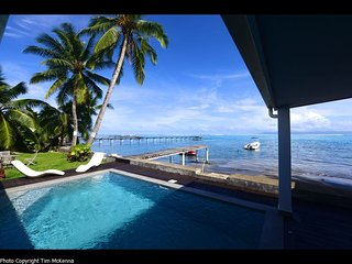 Villa Eat, Stay and Love, Toru - Tahiti - Punaauia vacation rentals
