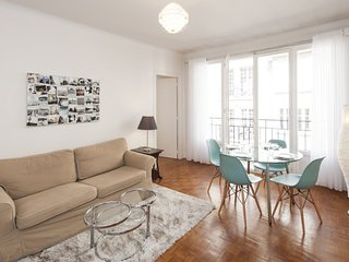Two bedrooms   Paris Luxembourg district (344) - Paris vacation rentals