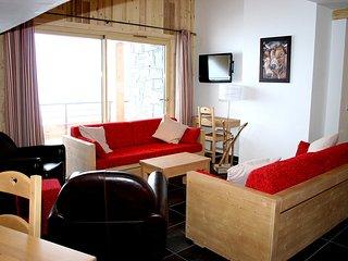 Nice 4 bedroom Apartment in Tignes - Tignes vacation rentals