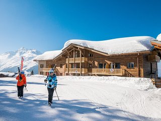 8 bedroom Apartment with Internet Access in La Rosiere - La Rosiere vacation rentals